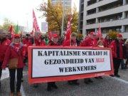 Kapitalisme schaadt werkers mini