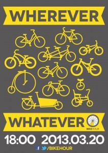 Bike Hour overal