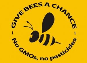 give-bees-a-chance No GMO No pesticides