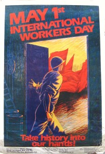 1 Mei Intl workers Take history in own hands