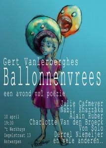 Ballonnenvrees