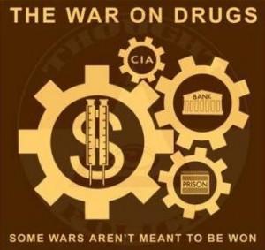 Oorlog tegen drugs is eeuwig