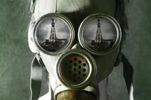 Steenkoolgas gasmasker