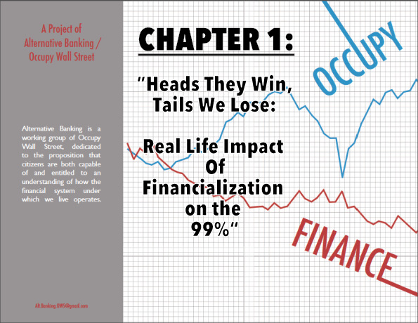 The Occupy Finance Book